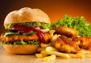 Что полезнее Макдональдс ли Бургер Кинг