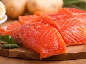 Что полезнее лосось или форель