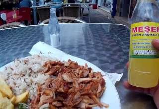 Цены на Кипре на еду 2018