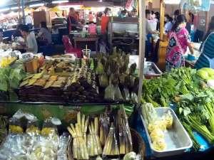 Цены на еду в Паттайе 2018
