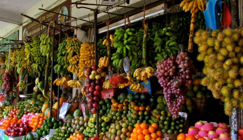 Цены на еду на Шри-Ланке 2018