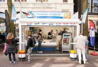 Цены в Амстердаме на еду 2018