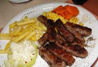 Цены на еду в Черногории в 2018 году
