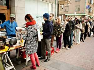 Цены на еду в Финляндии, в Хельсинки 2018