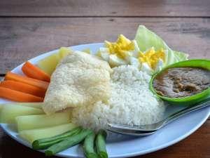 Цены на еду в Индонезии в 2018 году
