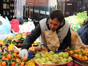 Цены в Италии на еду в 2018 году