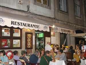 Цены в Португалии, в Лиссабоне на еду 2018