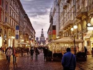 Цены в Риме, Милане, Венеции на еду в 2018 году