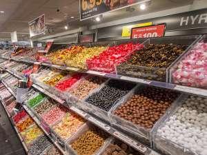 Цены в Стокгольме на еду в 2018 году