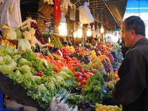 Цены на еду в Стамбуле 2018